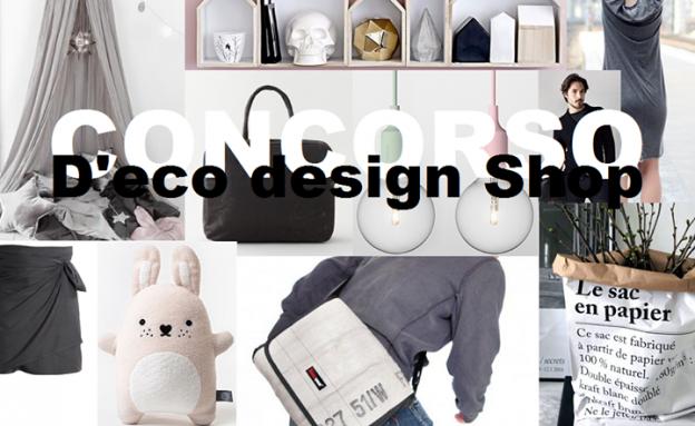 Concorso di Natale D'Eco Design